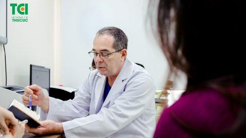 Rối loạn kinh nguyệt sau sinh – Thăm khám ngay tại Hệ thống Y tế Thu Cúc TCI