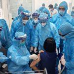 Sáng 9/3, Hà Nội và Gia Lai triển khai tiêm vắc xin phòng COVID-19