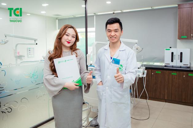 Thu Cúc – Địa chỉ điều trị sâu răng uy tín và hiệu quả.