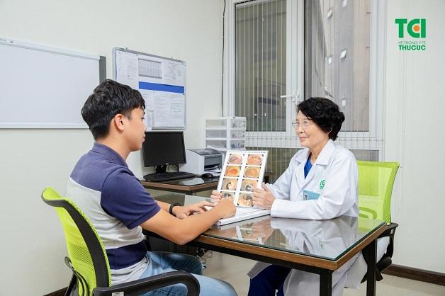 Thăm khám định kỳ giúp bảo vệ sức khỏe tiêu hóa