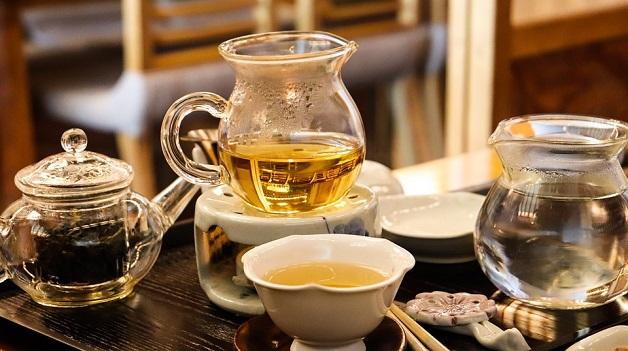 trà thảo mộc tốt cho não bộ