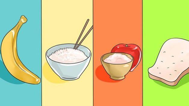 BRAT (Bananas - Rice – Apples – Toast) là chế độ dinh dưỡng được đánh giá là vô cùng phù hợp những người bị tiêu chảy.