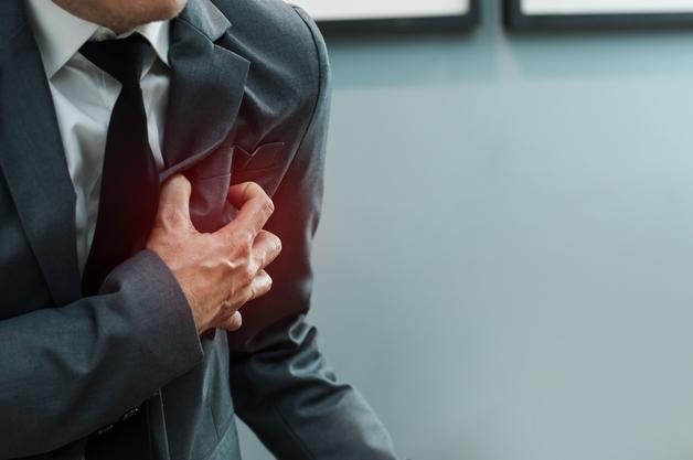 Triệu chứng co thắt động mạch vành