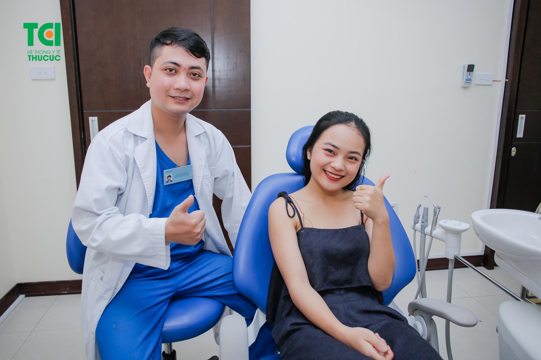 Trồng răng Implant - Công nghệ hiện đại kiến tạo nụ cười tại Hệ thống Y tế Thu Cúc