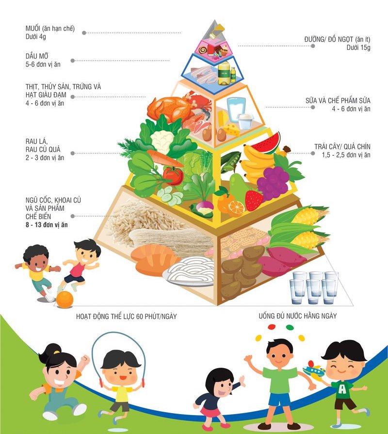Có thể nói, chế độ dinh dưỡng trong những tháng năm đầu đời của trẻ đóng vai trò vô cùng quan trọng.