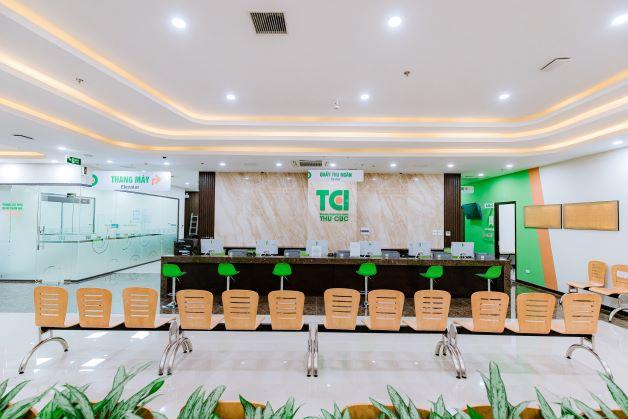 Hình ảnh cơ sở 3 tại 32 Đại Từ, Hoàng Mai, Hà Nội khu vực lễ tân, đón tiếp