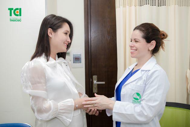 Đội ngũ bác sĩ Sản khoa đầu ngành và bác sĩ quốc tế đến từ nền y học TOP đầu thế giới