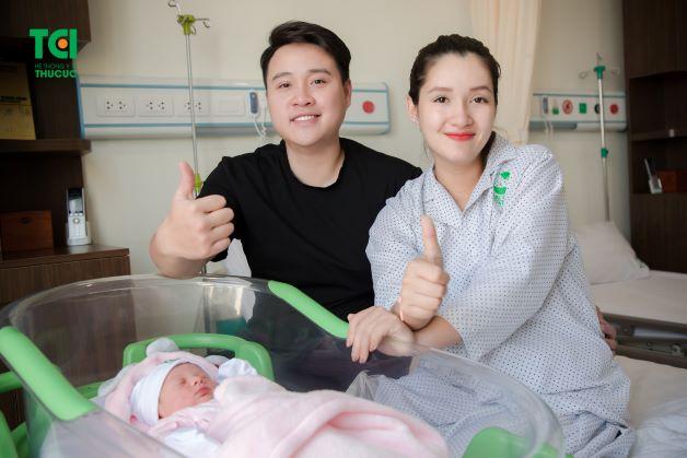 Thai sản trọn gói Thu Cúc mang đến cho mẹ hành trình đi sinh như đi nghỉ dưỡng