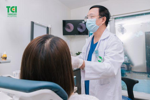 Chẩn đoán các bệnh về tai mũi họng như thế nào