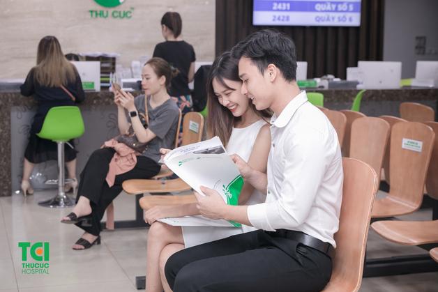 gói khám tiền hôn nhân Thu Cúc