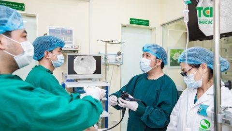 Khoa Thăm dò chức năng – Nội soi