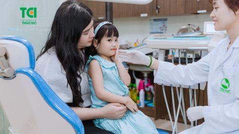 Khám và điều trị các bệnh lý răng ở trẻ em