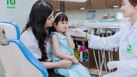 Hàn răng sâu cho trẻ em đúng cách được tiến hành như thế nào?