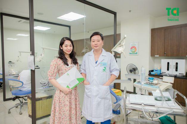 Cần thăm khám và điều trị tại các cơ sở nha khoa uy tín để đảm bảo không xảy ra những hệ luỵ nghiêm trọng