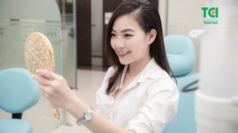 Tẩy trắng răng công nghệ White Pro tại Thu Cúc