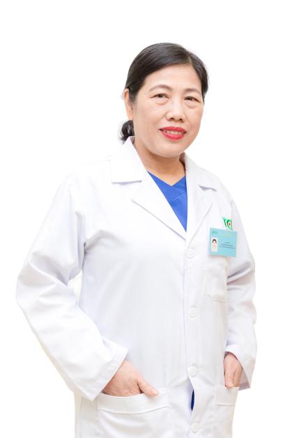 Thạc sĩ, Bác sĩ Nguyễn Thị Hằng – Trưởng khoa Kiểm soát nhiễm khuẩn Hệ thống y tế Thu Cúc.