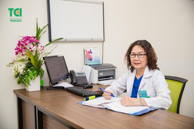 ThS.BS Nguyễn Thị Minh Hương
