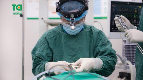 Phẫu thuật khối u phần mềm lành tính