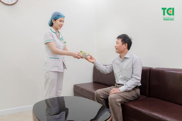Hệ thống Y tế Thu Cúc có chế độ hỗ trợ, chăm sóc ưu việt