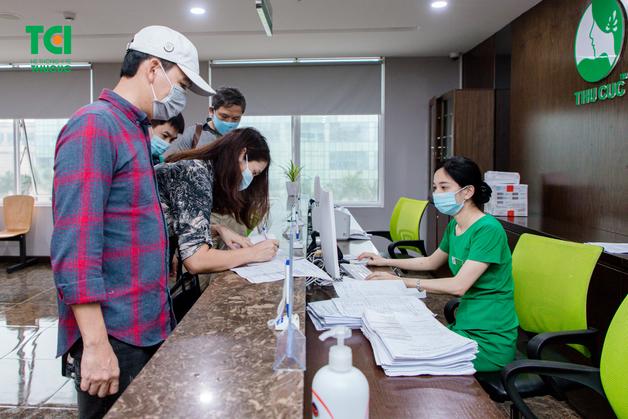 bệnh viện khám sức khỏe định kỳ cho nhân viên