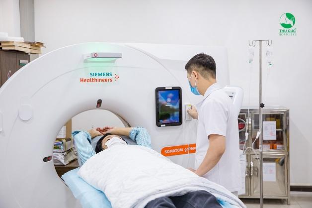 Chụp CT mạch vành là chẩn đoán hình ảnh giúp chẩn đoán chính xác bệnh cầu cơ động mạch vành