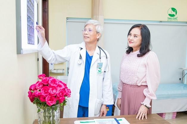Người bệnh rối loạn tiền đình nên đi thăm khám thường xuyên để biết được tình trạng của chính mình để có phác đồ điều trị thích hợp.