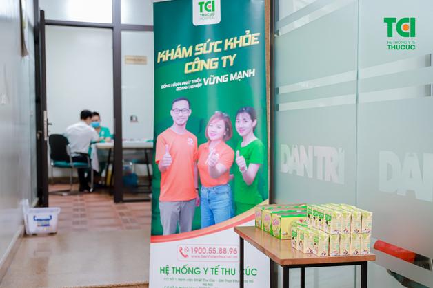 gói khám doanh nghiệp tại Thu Cúc