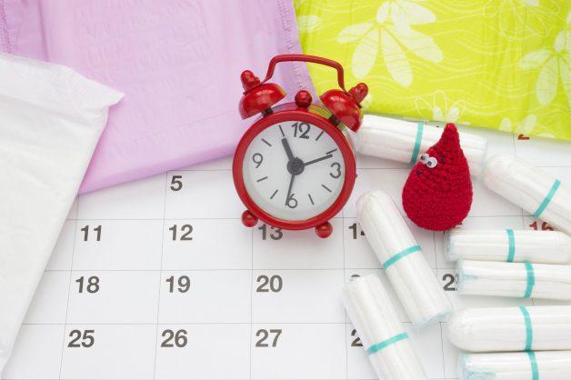 Đặt vòng tránh thai sẽ có hiện tượng ra máu âm đạo, dễ bị nhầm lẫn với hiện tượng đến kỳ kinh