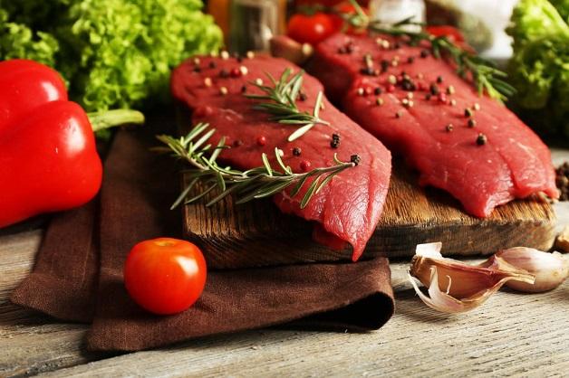 Hạn chế ăn nhiều các loại thịt đỏ
