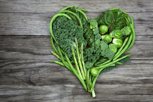Gan nhiễm mỡ nên ăn gì? Nên ăn nhiều rau xanh