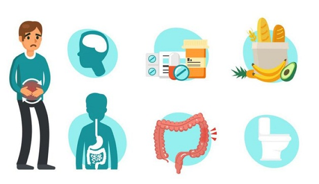 Hội chứng ruột kích thích K58 có liên quan mật thiết đến nhiều yếu tố