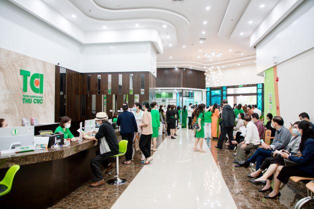 Với những ưu điểm vượt trội, Khoa Dinh dưỡng - Bệnh viện ĐKQT Thu Cúc đã trở thành địa chỉ đáng tin cậy để khám dinh dưỡng cho người trưởng thành.