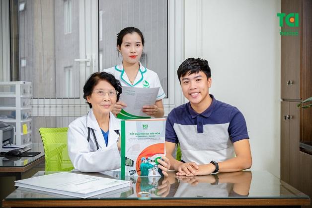 Khoa Thăm dò chức năng - Nội soi tại Hệ thống Y tế Thu Cúc là địa chỉ thăm khám uy tín được nhiều người bệnh lựa chọn