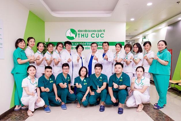 Khoa Thăm dò chức năng - Nội soi quy tụ nhiều bác sĩ giỏi, điều dưỡng tận tình, chu đáo