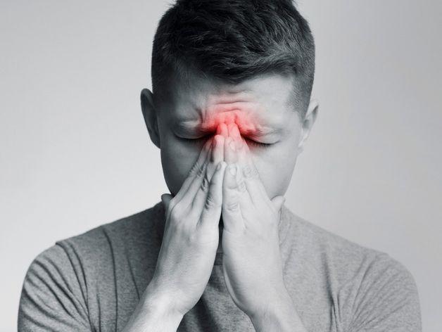 Biến chứng của lệch vách ngăn mũi