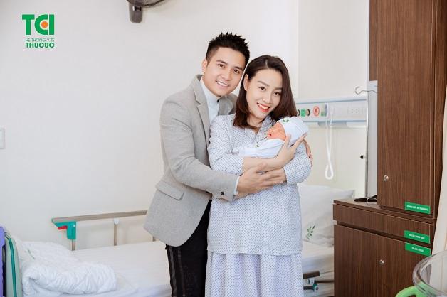 Thu Cúc là địa chỉ được nhiều Sao Việt lựa chọn để đón con yêu
