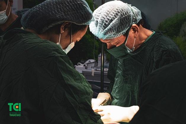 Mổ u xơ tử cung không ảnh hưởng gì tới đời sống vợ chồng