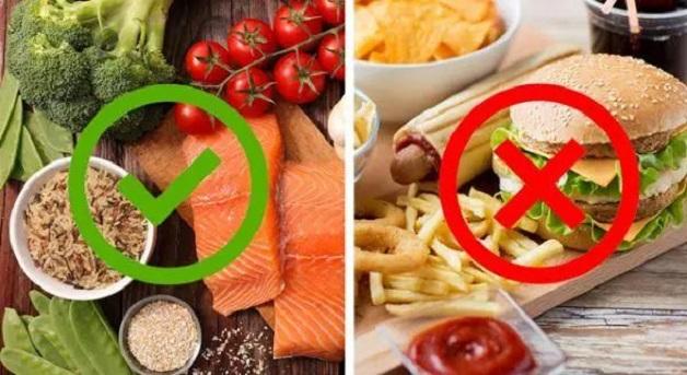 Chế độ ăn uống ảnh hưởng rất nhiều đến men gan