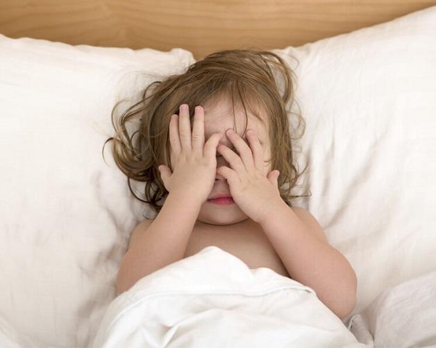 Trẻ em có nhu cầu về giấc ngủ khác nhau