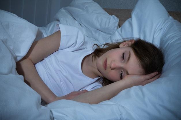 nguyên nhân rối loạn giấc ngủ ở trẻ