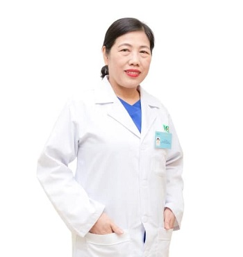 Thạc sĩ, Bác sĩ Nguyễn Thị Hằng - Trưởng khoa Kiểm soát nhiễm khuẩn Hệ thống y tế Thu Cúc.