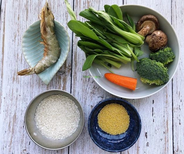 Khẩu phần ăn đầy đủ chất dinh dưỡng cho trẻ 1 tuổi