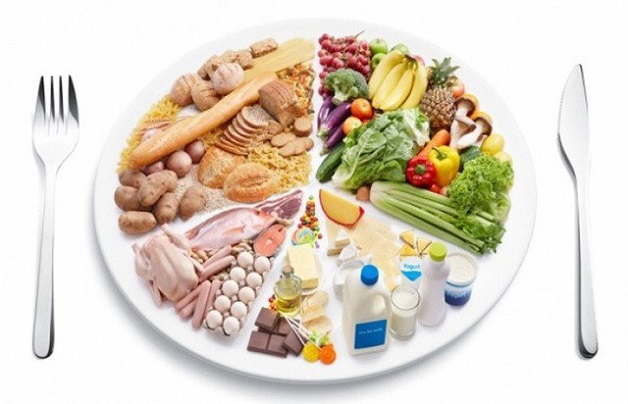 Khẩu phần ăn cân bằng các chất dinh dưỡng cho trẻ 1 tuổi