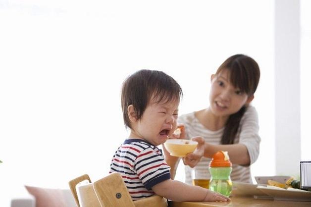 Trẻ 3 tuổi biếng ăn là do sự tăng trưởng của bé đã chậm lại so với giai đoạn trước