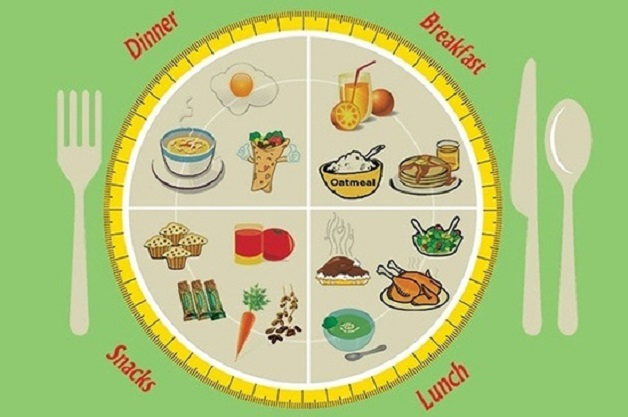Chế độ ăn cân bằng cho trẻ 3 tuổi chán ăn