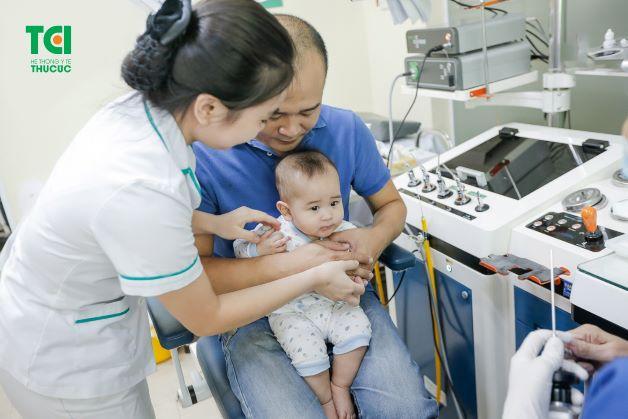 Trẻ 7 tháng biếng ăn có thể là do gặp các vấn đề về sức khỏe như: rối loạn tiêu hóa, nhiễm khuẩn đường ruột...