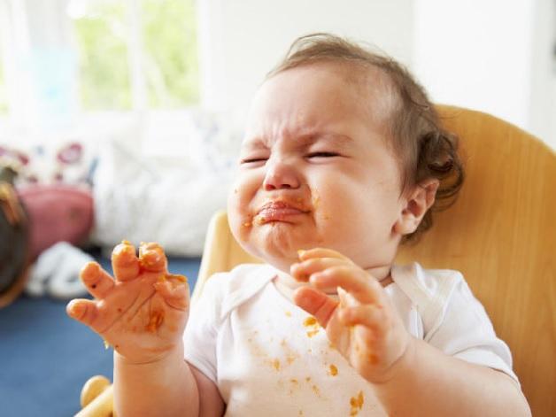 Trẻ biếng ăn do thực đơn ăn dặm nhàm chán