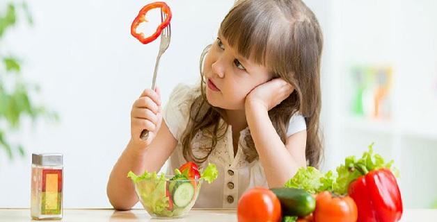 Biếng ăn là tình trạng thường gặp ở trẻ nhỏ