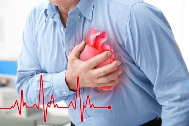 Đau thắt ngực là triệu chứng điển hình khi mạch vành bị tắc nghẽn