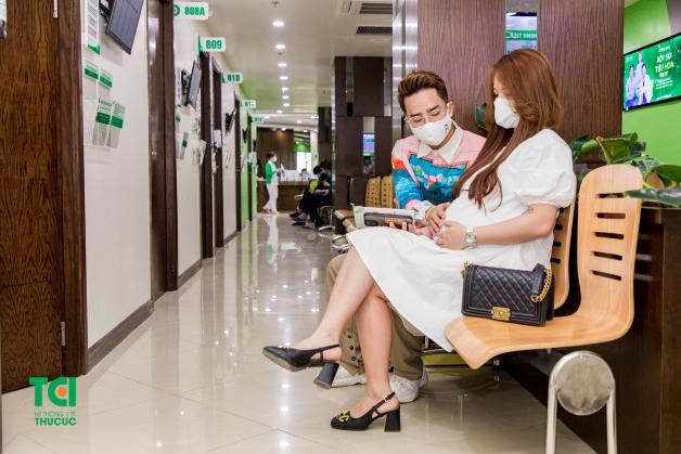 Thực hiện Double test là xét nghiệm nhằm sàng lọc các nguy cơ bất thường nhiễm sắc thể của thai nhi